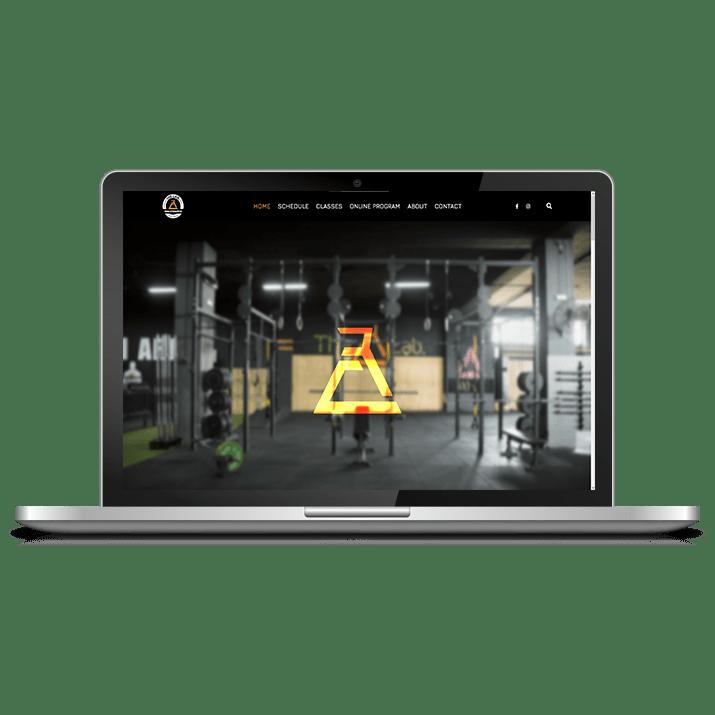 Σελίδα Γυμναστηρίου CrossFit